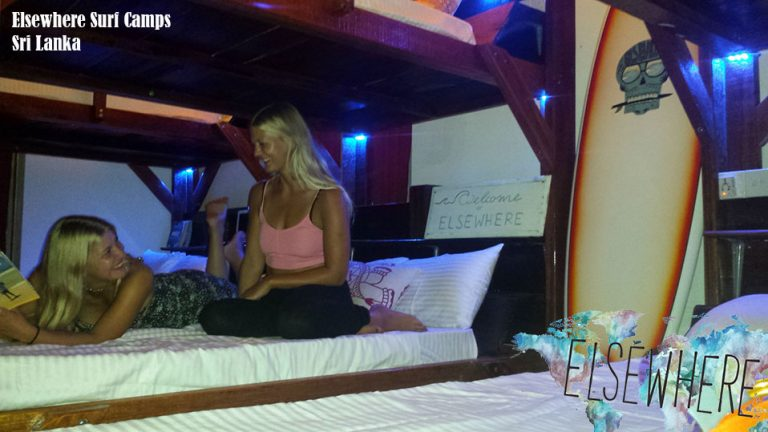 Elsewhere Surf Camp, Surf Lessons and Parties Sri Lanka